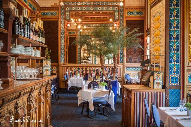 La Cigale, Nantes, Loire-Atlantique, France. 10 старейших ресторанов во Франции