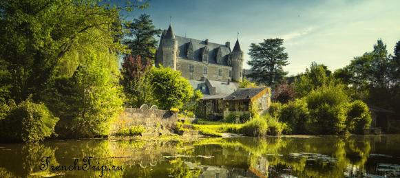 château de Montrésor touraine
