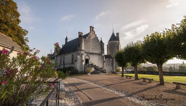 Loches (Лош), Château de Loches