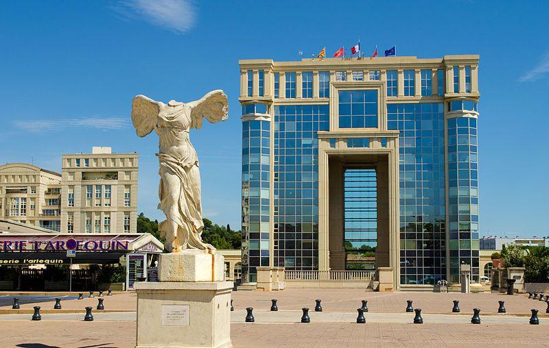 Монпелье (Montpellier), Франция - путеводитель по городу, достопримечательности