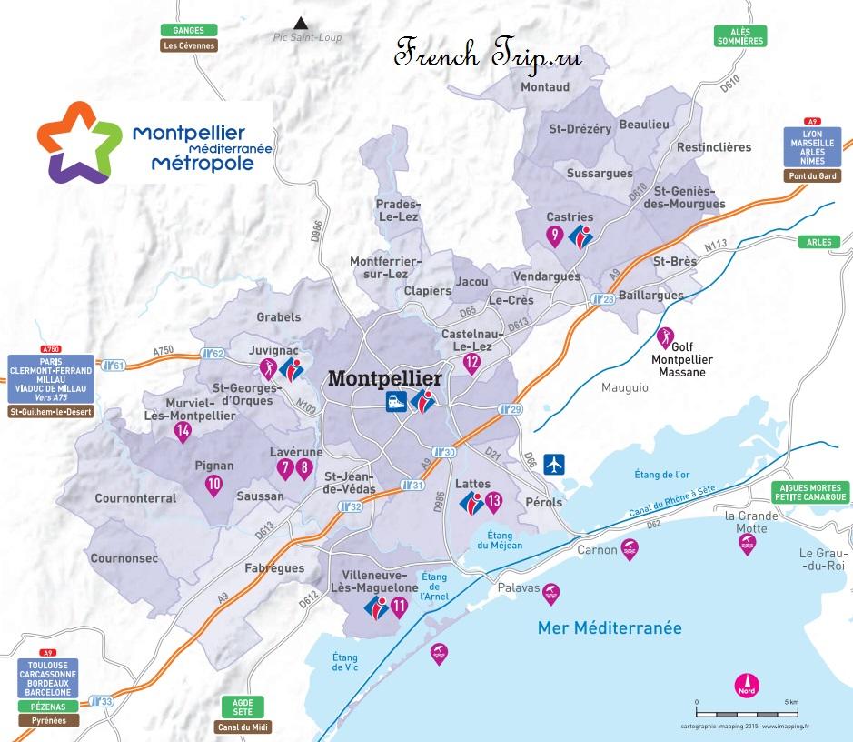 Montpellier-map-around