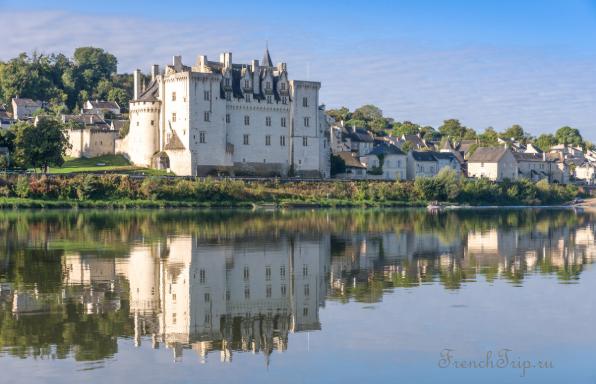 Montsoreau, Loire valley