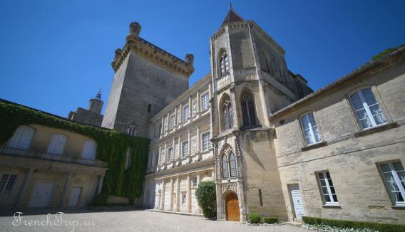 Palais ducal d'Uzès