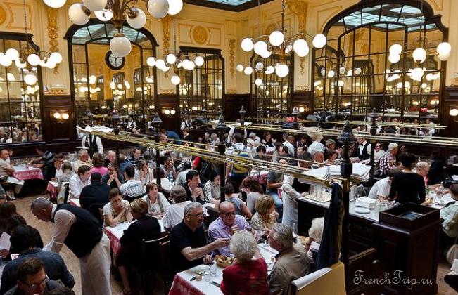 Chez Chartier, Paris, France. 10 старейших ресторанов во Франции