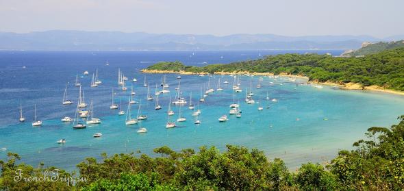 Île de Porquerolles (Остров Поркероль)