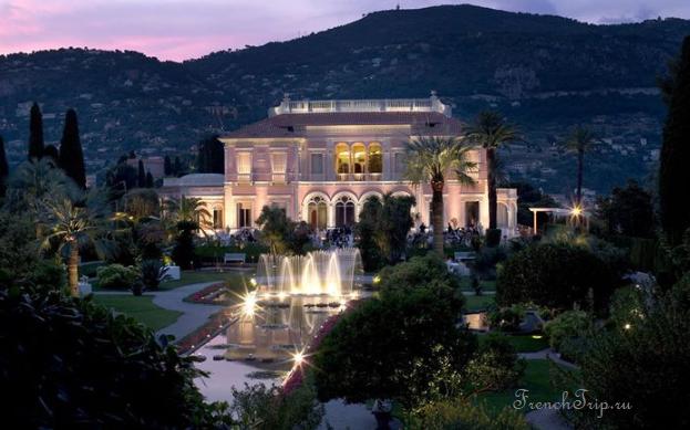 Saint-Jean-Cap-Ferrat - Villa Etrussi