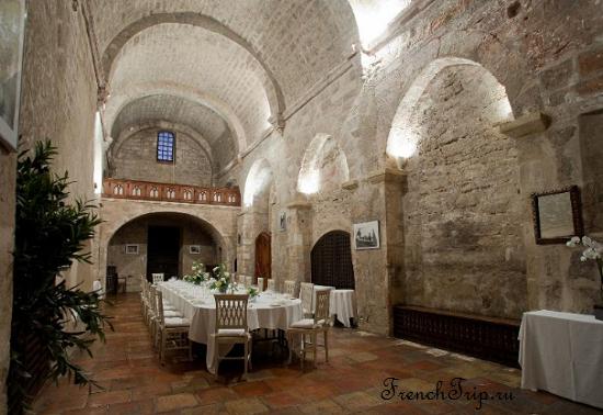 Salon de Provence_Abbaye de Sainte-Croix