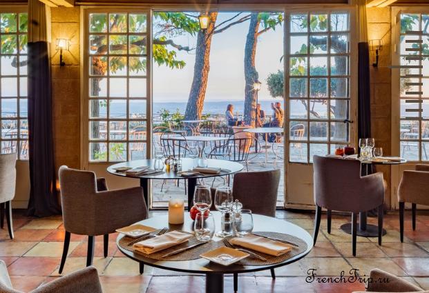 Salon de Provence_Abbaye de Sainte-Croix_restaurant