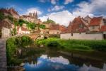 Semur-en-Auxois (Семюр-ан-Осуа), Burgundy