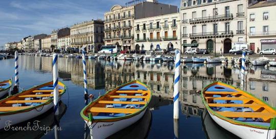 Sete 10 лучших рыбацких городов Франции