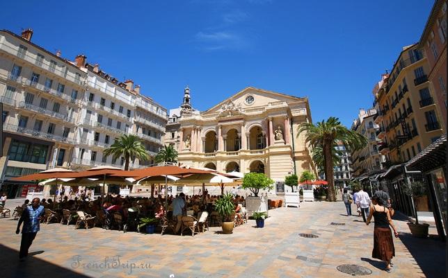 Toulon (Тулон), Прованс, Франция - достопримечательности, путеводитель по городу, как добраться