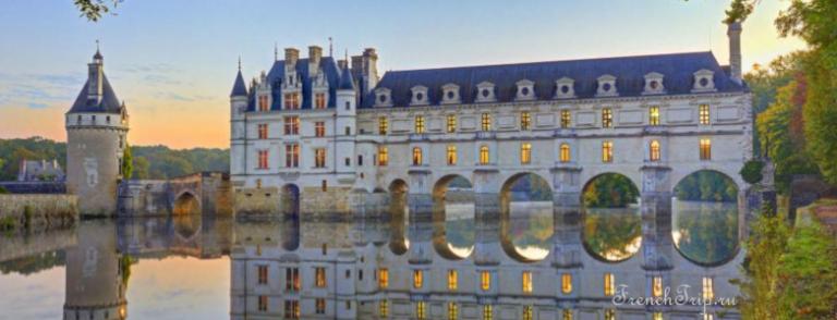 Touraine, Chateau de Chenonceau1