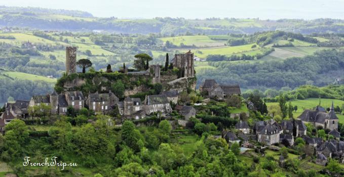 Turenne, Midi Pyrenees, France