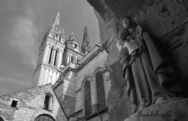 Cathedrale Saint-Maurice Angers