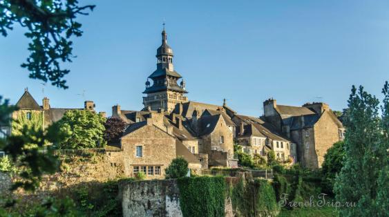 Moncontour (Монконтур) - небольшая средневековая деревенька в Бретани, в окрестностях Сен-Брие