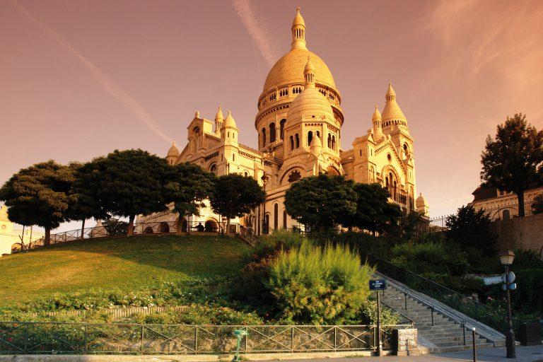 Достопримечательности Парижа - Сакре Кер
