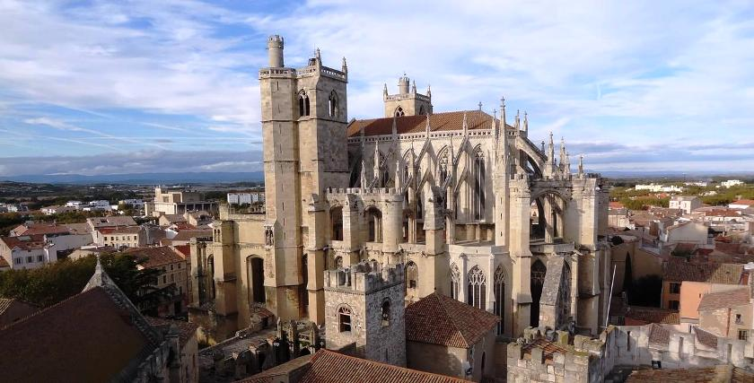 Cathedral St Just and Pasteur of Narbonne