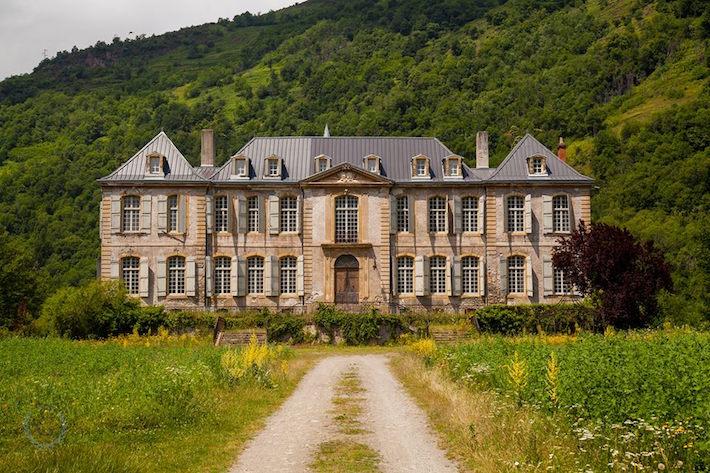 Chateau de Gudanes (Замок Шато де Гудань)