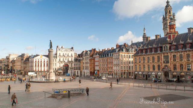 Hauts-de-France, Lille Достопримечательности Лилля