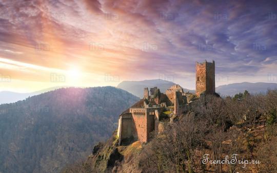 Chateau de Saint-Ulrich, Ribeauville-1