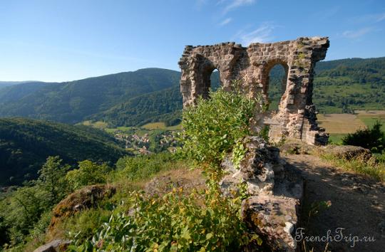 Chateau du Bilstein, Riquewihr