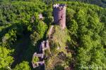 Chateau du Haut-Ribeaupierre, Ribeauville