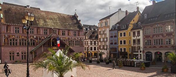 Mulhouse Достопримечательности Мюлуза