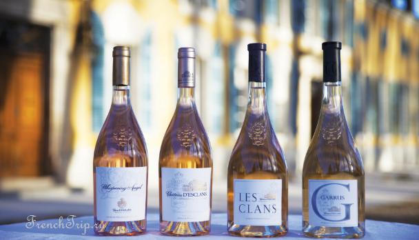 Côtes de Provence AOC Provence wine