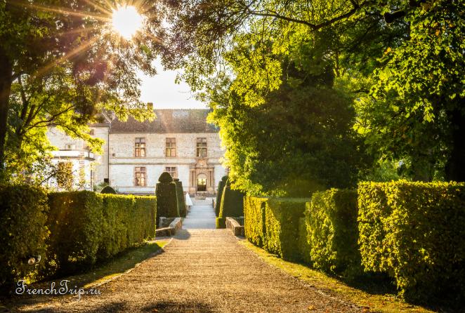 Château de Cormatin_Burgundy castles_6