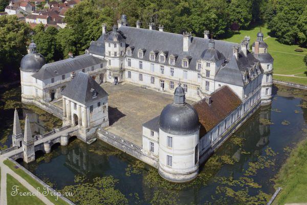 Château de Tanlay (замок Танле)