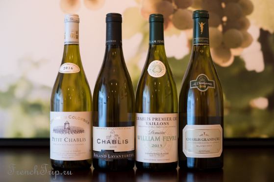 Chablis, Burgundy wine
