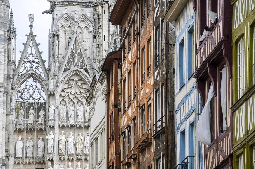 Руан (Rouen), Верхняя Нормандия, Франция