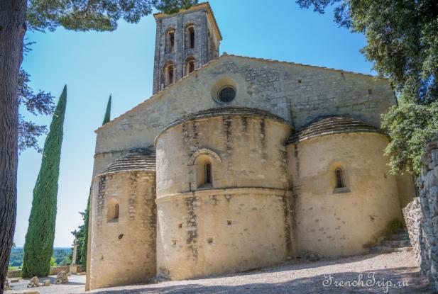 Beaumes-de-Venise chapelle-notre-dame-d-aubune