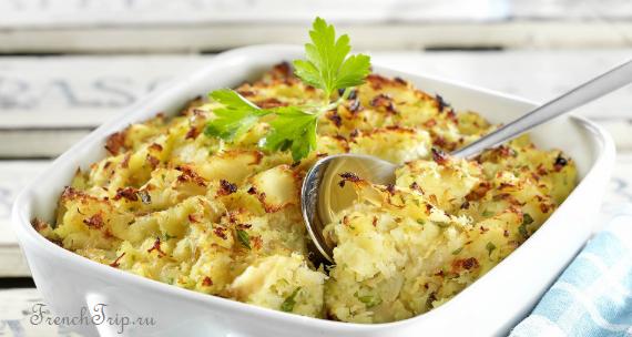 Brandade de Morue french cuisine provencal cuisine provence