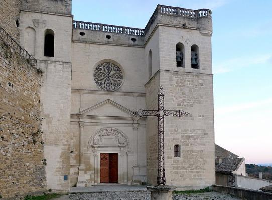 Grignan - Collégiale Saint-Sauveur