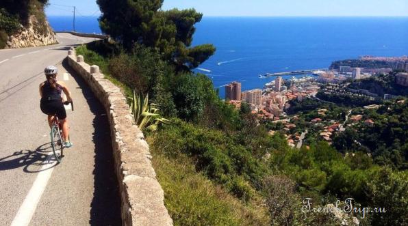 Route Grande Corniche, Nice, Provence