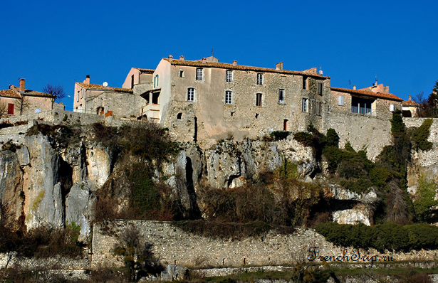 Sault (Со), Provence, Vaucluse