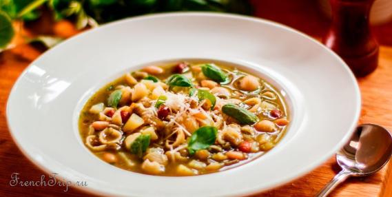 Soupe au pistou french cuisine provencal cuisine provence