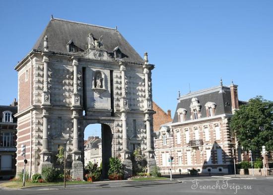 Cambrai (Камбре) Туристический маршрут по Камбре