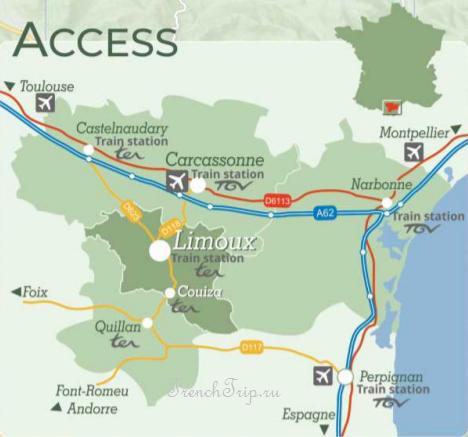 Как добраться в Лиму - путеводитель по городу Лиму, Франция