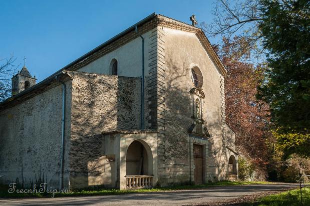 Lurs Chapelle Notre-Dame-des-Anges