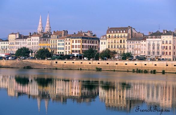История Макона Mâcon (Макон), Бургундия, Франция - лучший путеводитель по городу