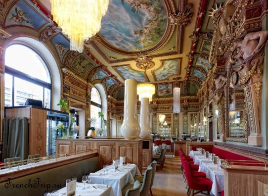 Рестораны Тулузы - Le Bibent - Toulouse restaurants