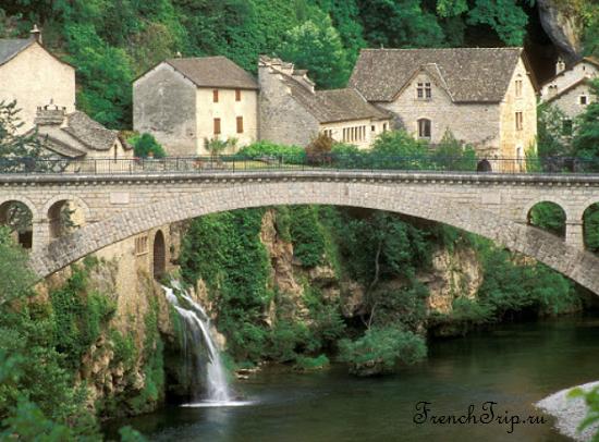 Saint-Chély-du-Tarn (Сен-Шели-дю-Тарн)
