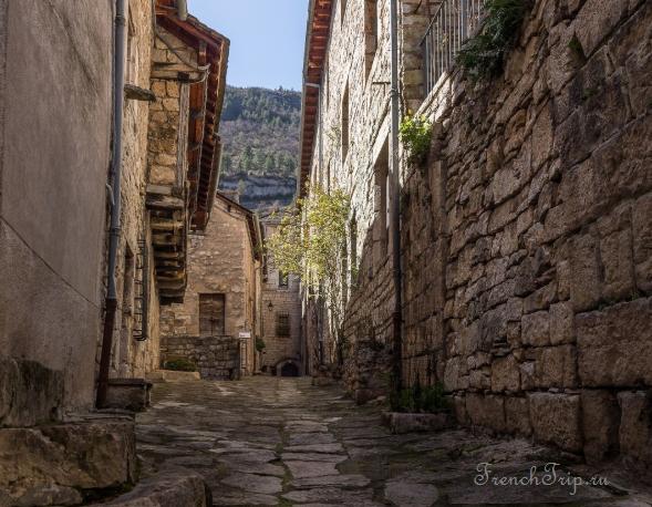 Sainte Enimie_walking tour_map_travel guide_street_3