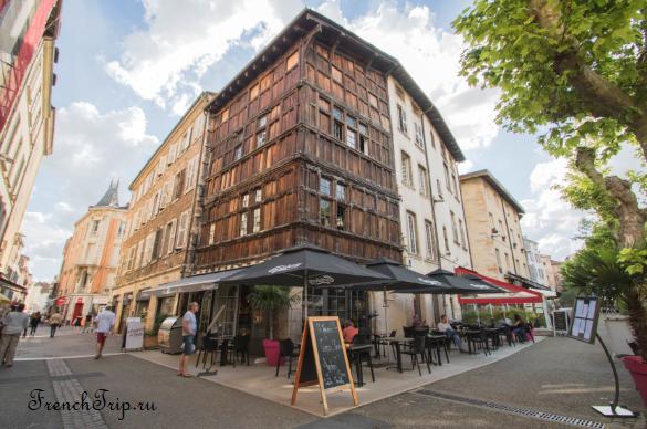 Mâcon (Макон), Бургундия, Франция - лучший путеводитель по городу