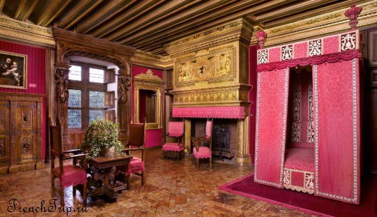 Château Chenonceau Loire castles 8