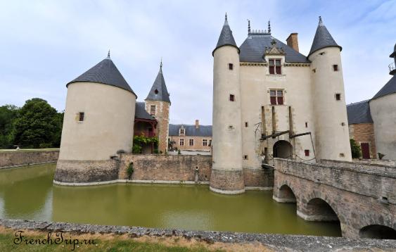 Château de Chamerolles Loir castles