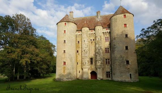 Château de Chevenon, Замки долины Луары - Loire castles 2