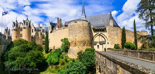Château de Montreuil-Bellay - Замок Монтрей-Белле Loire castles